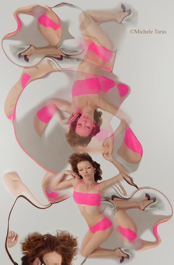 studio Feb 12, 2011 Michele Taras Pink Bubbles