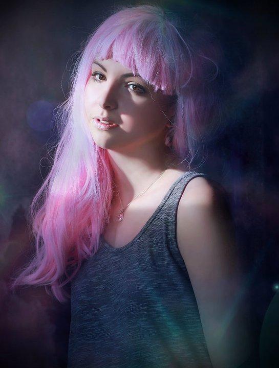 Run down house Feb 13, 2011 Patricia Mary Anne Millar Pink Wig shoot!