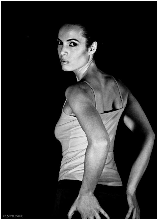 Female model photo shoot of Ulrike Thi