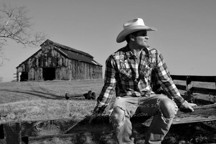 Feb 13, 2011 jc norton 2011 Title: Cowboy on a Fence Model: Jody Schara