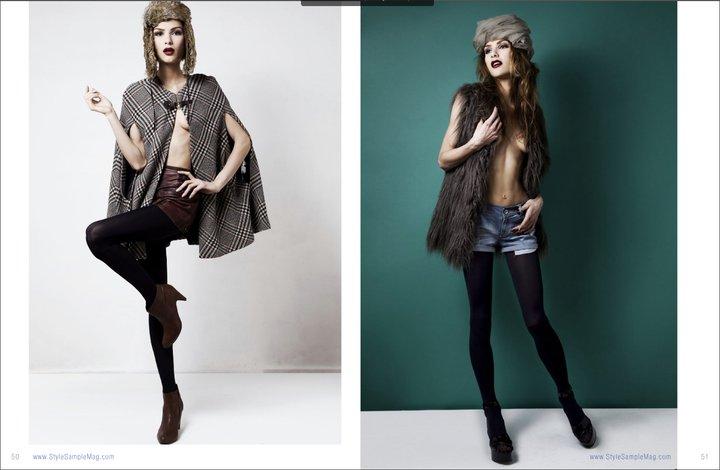 Feb 14, 2011 Style Sample Mag