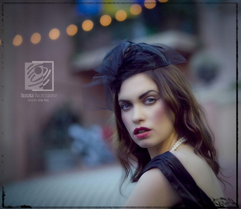 Female model photo shoot of Designed Photography in Sydney Australia