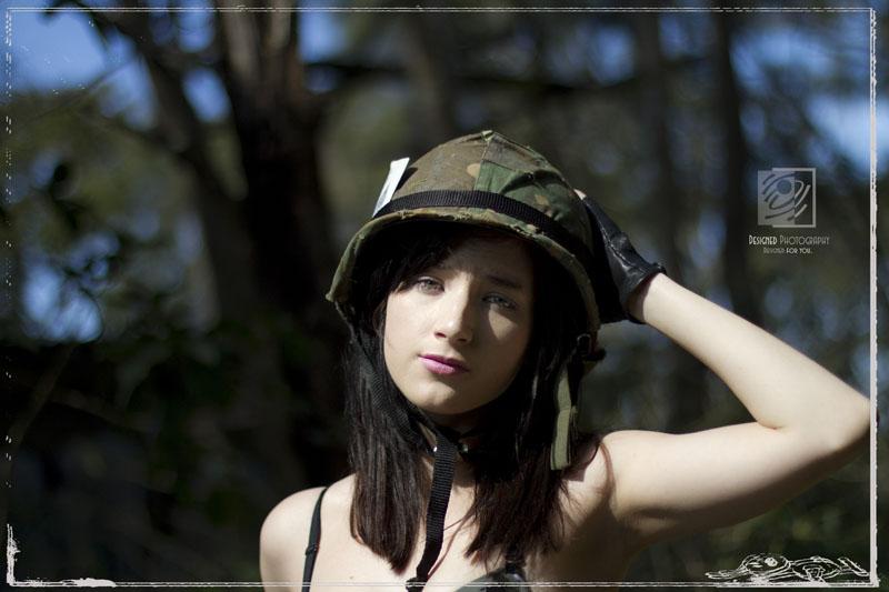 Female model photo shoot of Designed Photography in Sydney