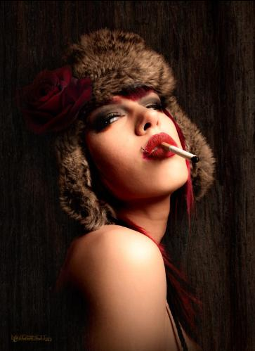 Feb 16, 2011 Photography by Mike Chaves Brian Viveros Tribute. Makeup done by me.