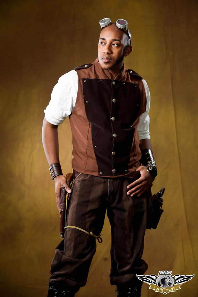 Male model photo shoot of Anthony LaGrange in Manko Photo Studio