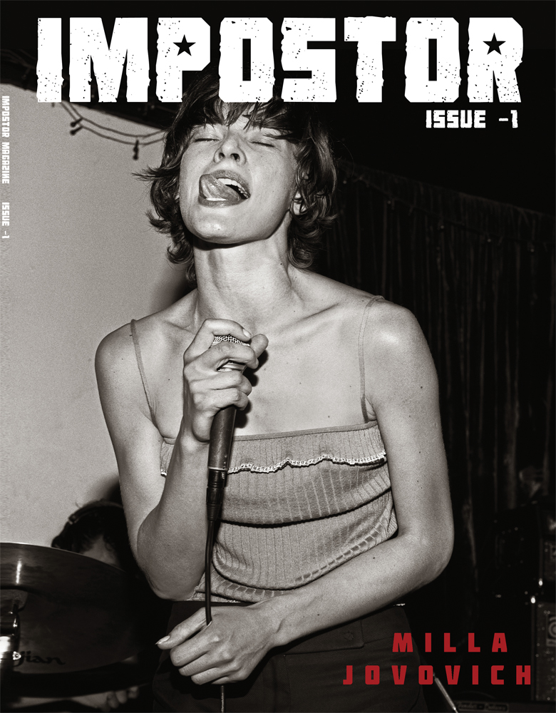 Luna Park Feb 17, 2011 www.impostormag.com Impostor Magazine -1