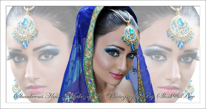 London Feb 17, 2011 shaukeens Shaukeens Hair/Make-up & Photography Services