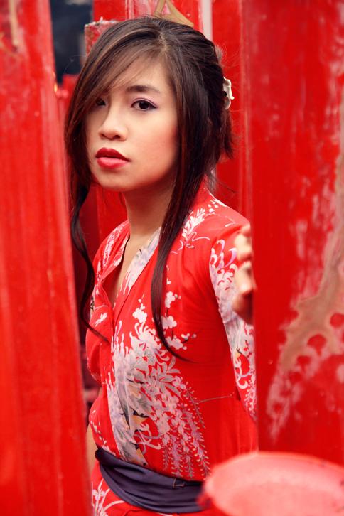 Female model photo shoot of Miranda Arman in Jakarta, Indonesia