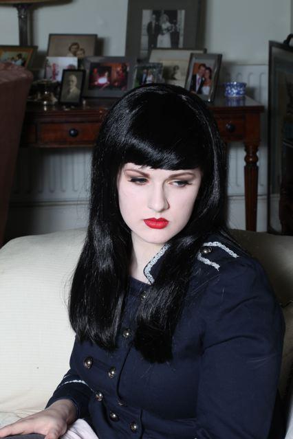 Female model photo shoot of Defier of Definitions by OATWAY