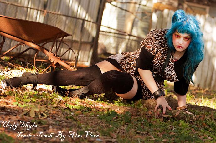 Female model photo shoot of Ugly Shyla by Alas Vera in Lafayette,LA
