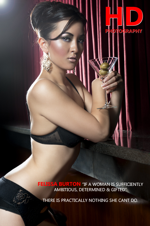 Female model photo shoot of Felissa B by HD - Photography, hair styled by PChandra, makeup by Jolina O Hair
