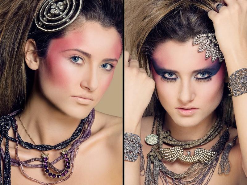 Feb 22, 2011 Armina (Centro), Jess Ahlborn Photography, Love Bird Vintage Jewelry