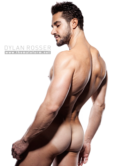 London Feb 23, 2011 Dylan Rosser The Male Form