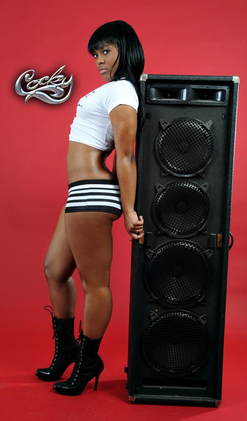 Male model photo shoot of COCKYTEEZ