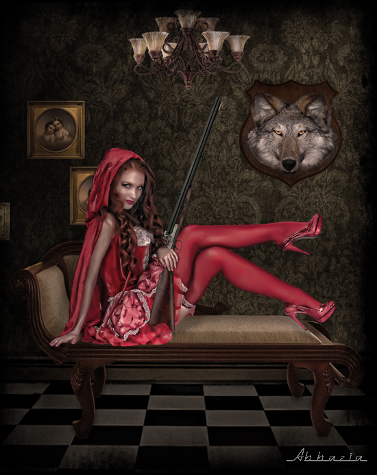 Feb 25, 2011 Al Abbazia Dark Riding Hood *(Concept Shot of the Day Winner)