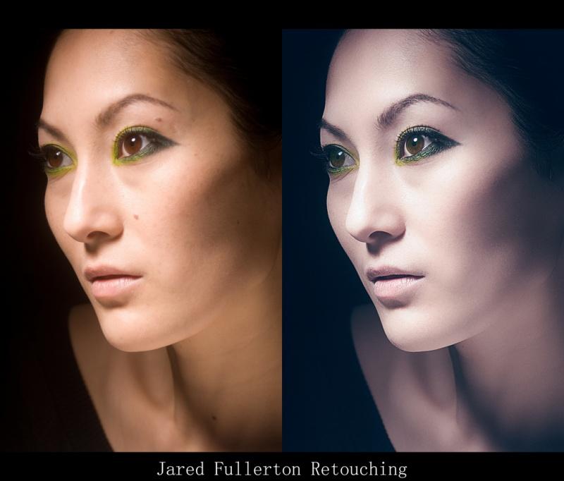 Male model photo shoot of JaredFRetouching