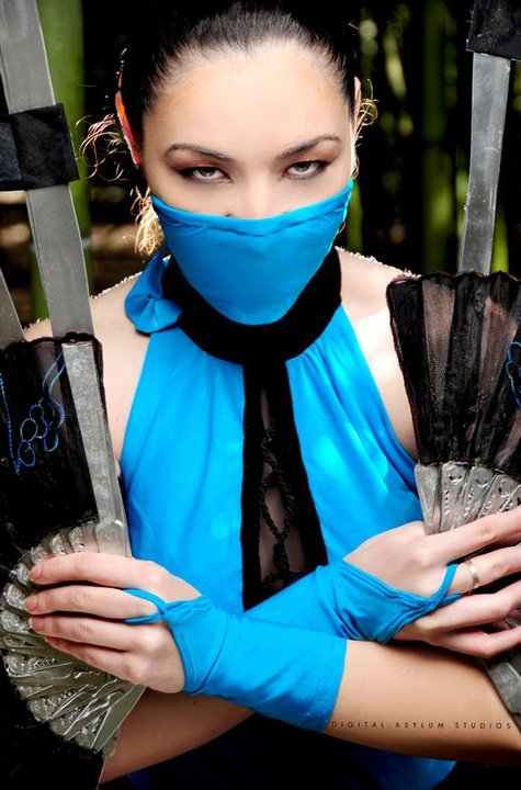 Edenia Feb 26, 2011 Photographer:Digital Asylum - LanaMarieLive.com Lana as Kitana