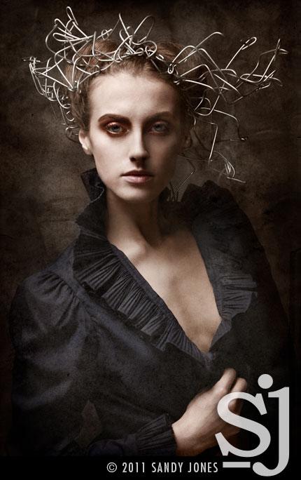 Female model photo shoot of Hillwoman2 and OlgaK, makeup by Lisette Lee MUA