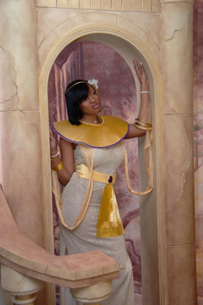 Studio B Feb 27, 2011 Best Ever Photos Brandie In Cleopatra