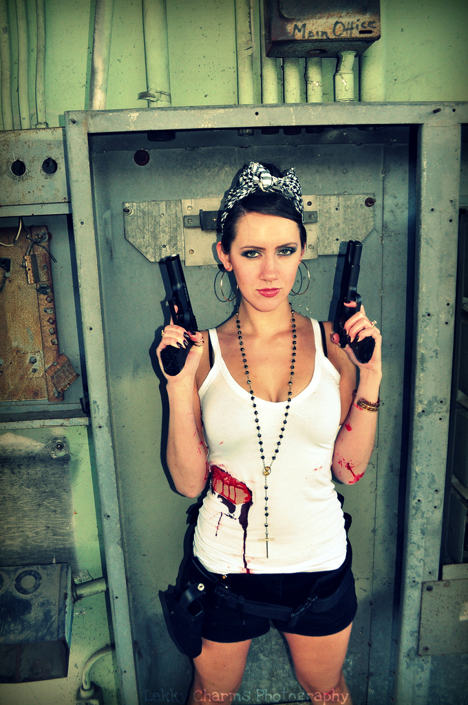 Female model photo shoot of Lekky Charms in Sacramento CA