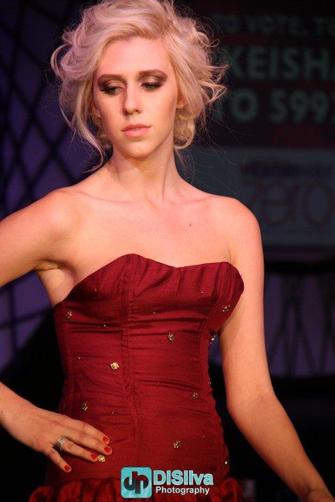 Female model photo shoot of Cristina Williams