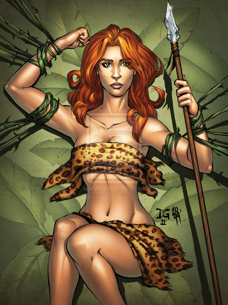 Feb 28, 2011 Diana Greenhalgh Art for a pinup girl trading card created for Emerald City Comicon 2011 in March 2011. Pencils/inks by Diana, colours by Simon Gough.