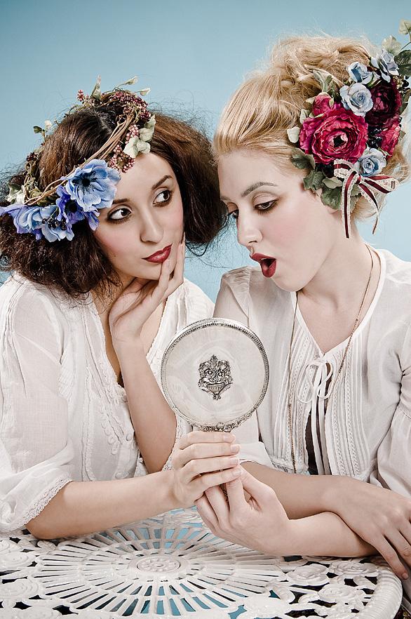 Mar 01, 2011 Photo:Yoshiko.Model:Jade.Daliah.Hair&Make-up:Mimi
