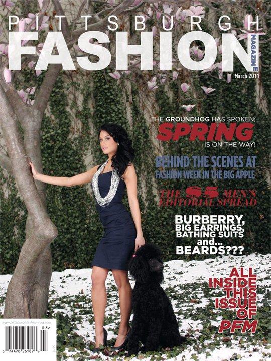 Mar 01, 2011 Pittsburgh Fashion Magazine March 2011