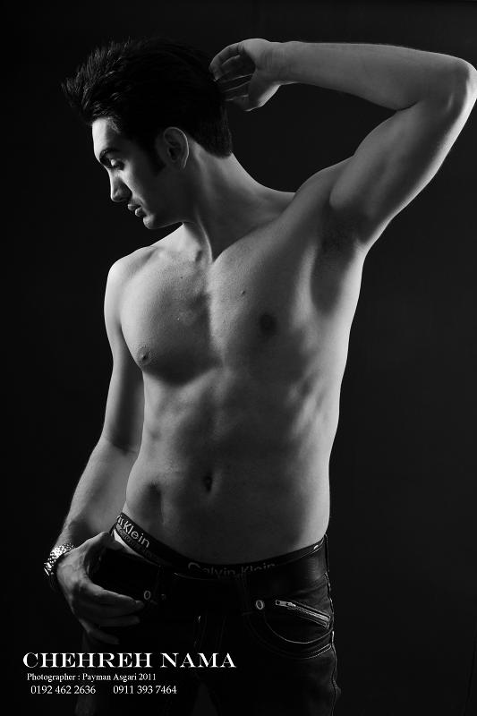 Picture About Male Model Persianmodel 24 years old