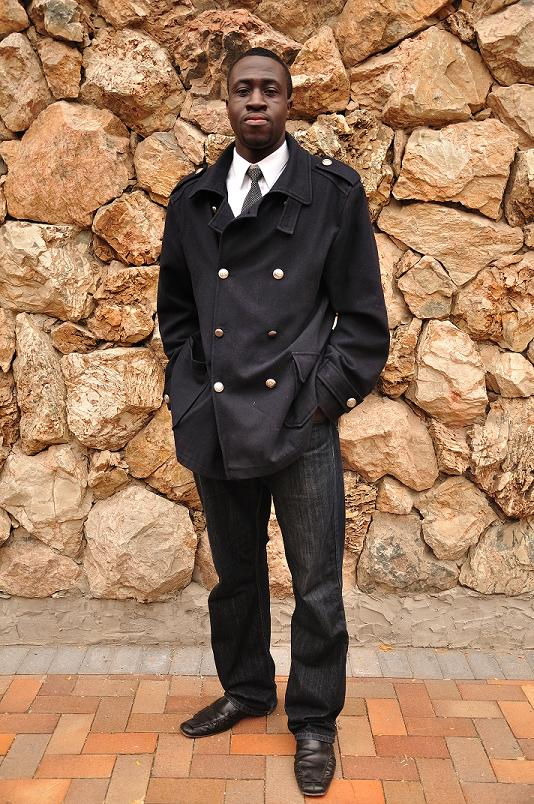 Male model photo shoot of canadian blackstar