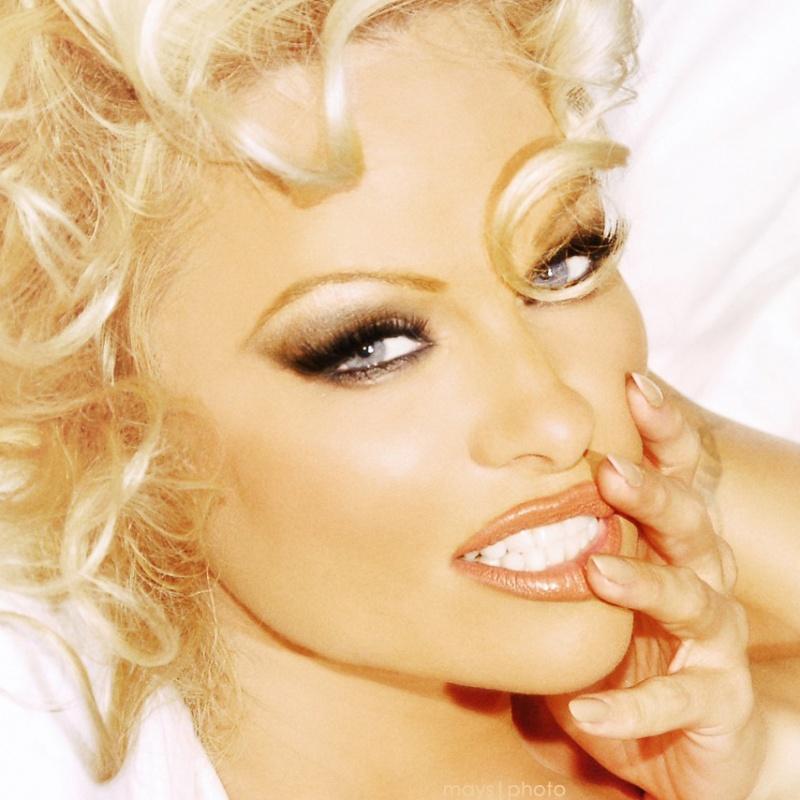 Los Angeles, CA Mar 03, 2011 Isaiah Mays Pamela Anderson