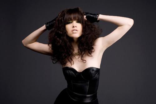 Mar 03, 2011 jamie @model: Jamie @ Look | photo: Leslie Andrews | wardrobe: Iris Chow | mua/hair: Jessica Mayeux