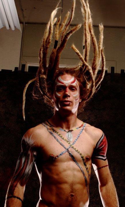Mar 03, 2011 pedro de moraes ribeiro photography / body painting by anna wilinski