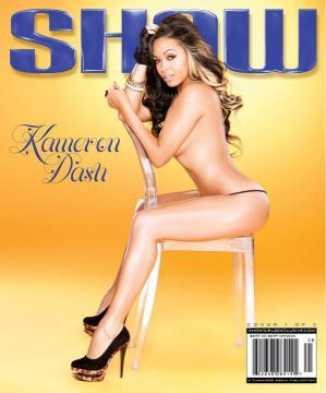 Mar 03, 2011 Show Magazine Cover Girl #20