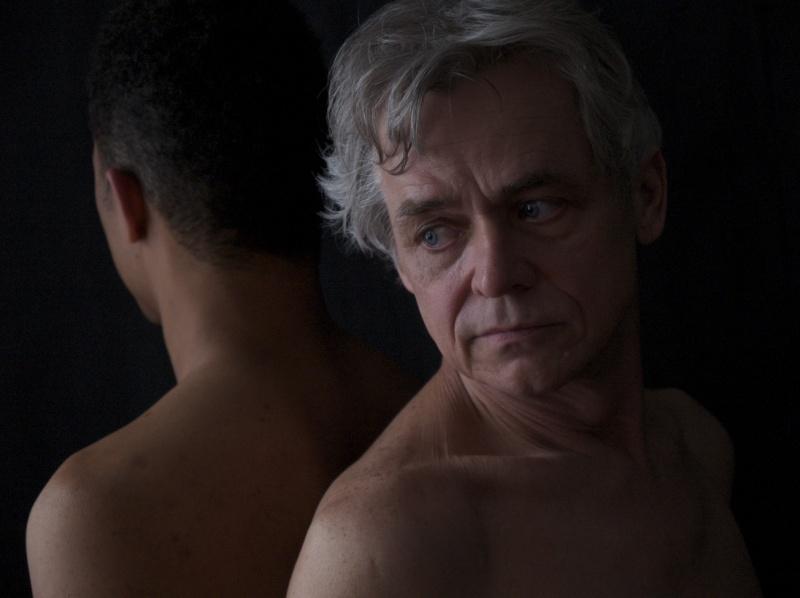 Male model photo shoot of Robert Siegelman and Ed Barron