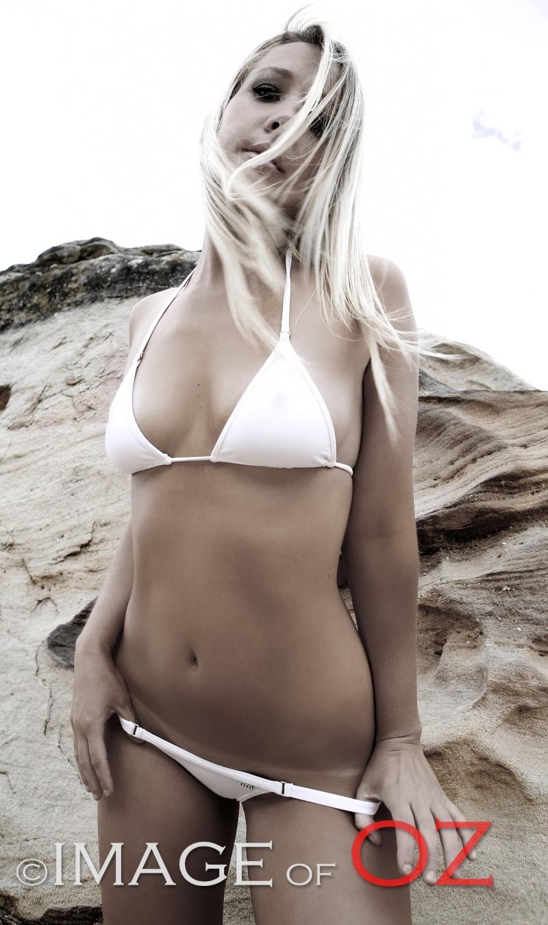 Female model photo shoot of Llana by OZ Boudoir