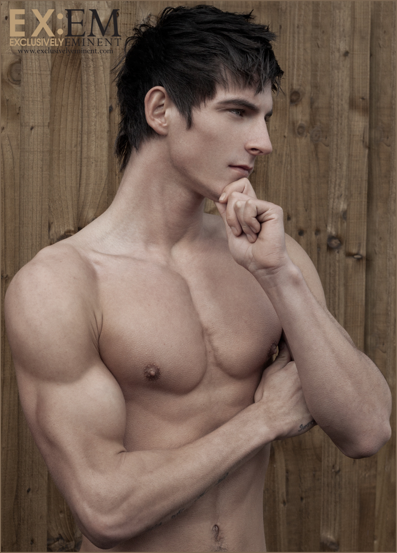 Picture About Male Model Liam EXEM 20 years old London, England, United Kingdom