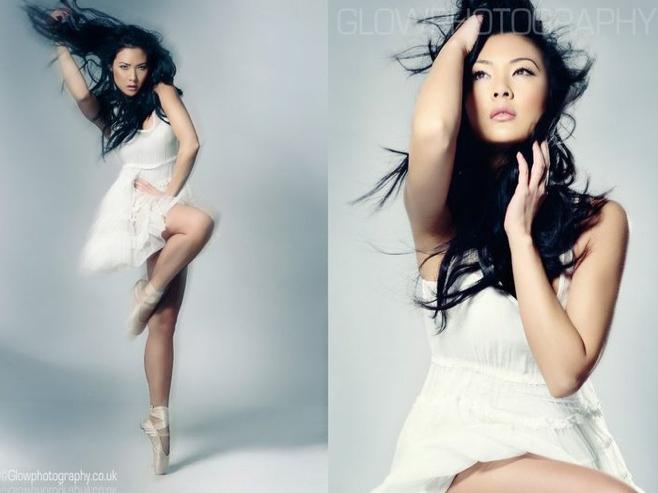 Female model photo shoot of Junia Djojonegoro