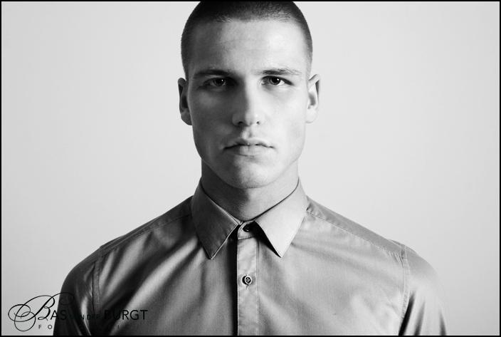 Male model photo shoot of Bas van der Burgt  in Tilburg