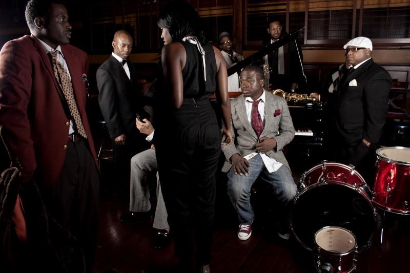 Male model photo shoot of lelemen  in Birmingham, AL