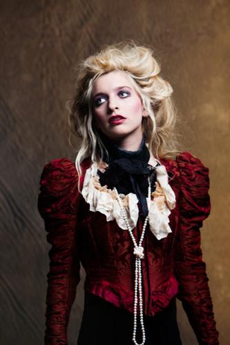 Female model photo shoot of Silvia Noelia , makeup by Alishia Allshouse