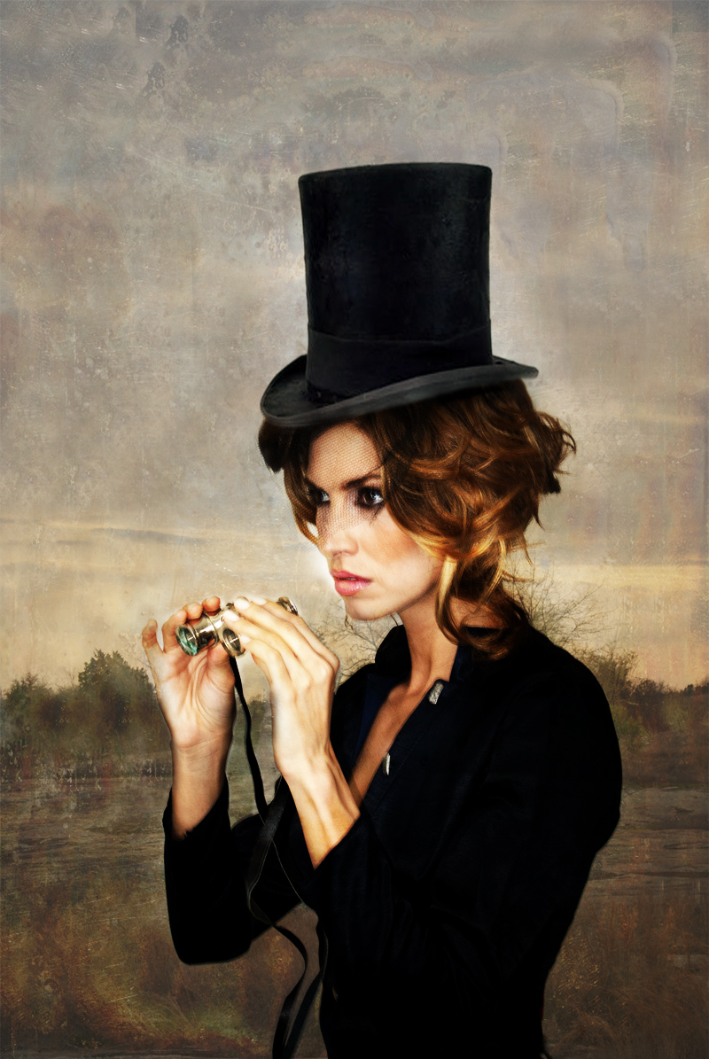 the Hunting Grounds Mar 10, 2011 2011 by Thomas Dodd the Watcher  (model is Dawn Olivieri from the HBO show True Blood )