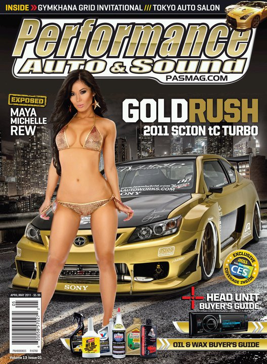 Mar 10, 2011 Apr/May 2011 issue of Performance Auto & Sound