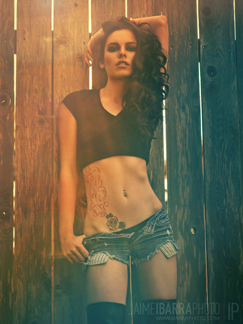 MUA-Tiffany Creuzbaur and  styling by ME! Mar 12, 2011 2011-Jaime Ibarra From Inked Girls Magazine on stands now!!!