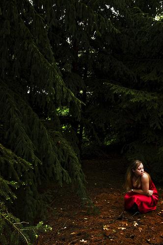 Female model photo shoot of Lauren Anne Davis photo in Rhode Island