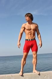 Male model photo shoot of Luke Scheffert by Patti Wooten Thompson
