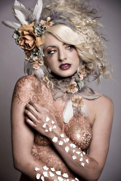 Mar 15, 2011 Body Artist~ Trina Merry, Photographer~ Fotografica Delfino, Hairstylist~Sandra Moreno, Black Lotus Clothing