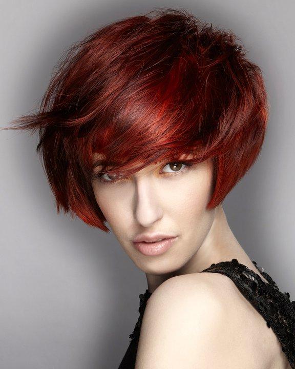 Female model photo shoot of -Debrah- by Barry Jeffery in UK, hair styled by Anne Veck