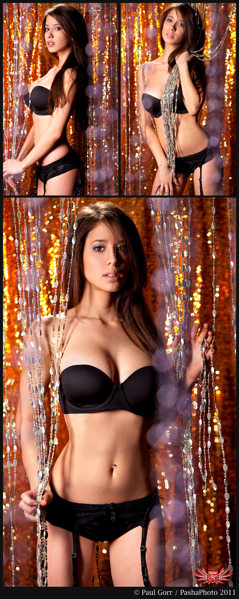 Studio 212 - Metuchen, NJ. Mar 16, 2011 Paul Gorr - PashaPhoto 2011 Meela... shiny set :)