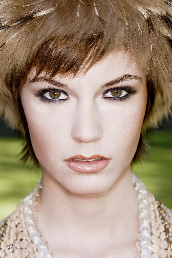 Mar 16, 2011 Photographer: Christopher Lee Model: Haley   MUA: Constantina & Alexandra Fasilis